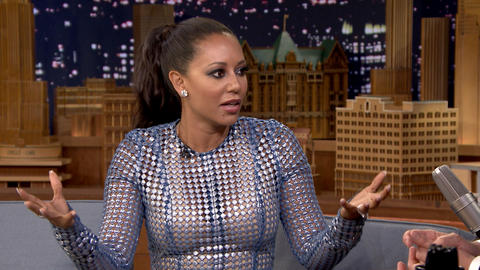 Mel B on Simon Cowell's Naughty Addition to America's Got Talent