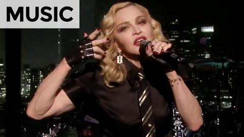 Madonna: Borderline