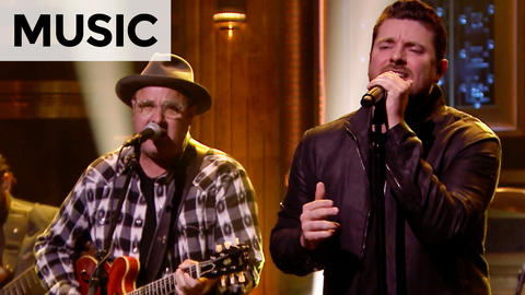 Chris Young ft. Vince Gill: Sober Saturday Night