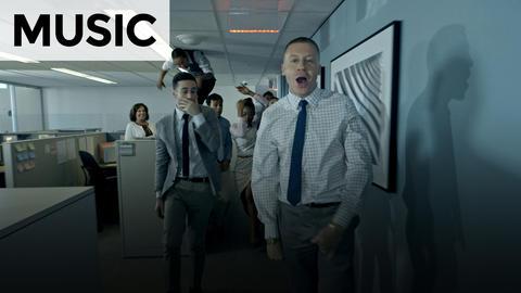 Macklemore & Ryan Lewis: Dance Off - Office Remix
