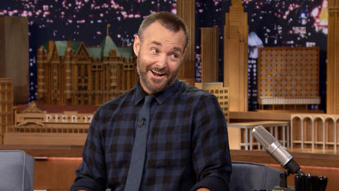 Will Forte Tells Jimmy How He Lost Weight