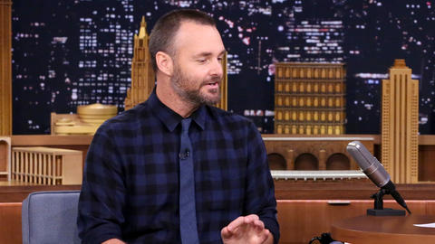 Will Forte Discusses His Half-Shaved Head