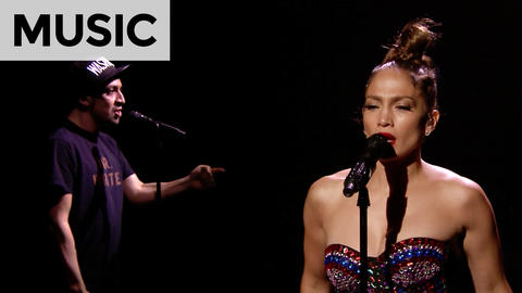Jennifer Lopez & Lin-Manuel Miranda: Love Make the World Go Round