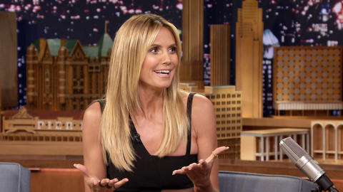 Heidi Klum's Time Limits on Project Runway Are Very Real