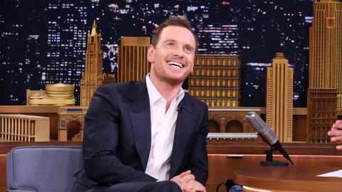 Michael Fassbender's Dad Likes to Give Famous Actors Advice