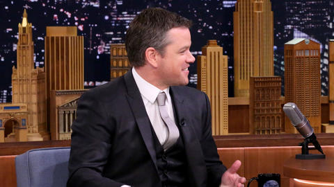 Matt Damon Took His Daughter to Meet Prince at Her First Concert