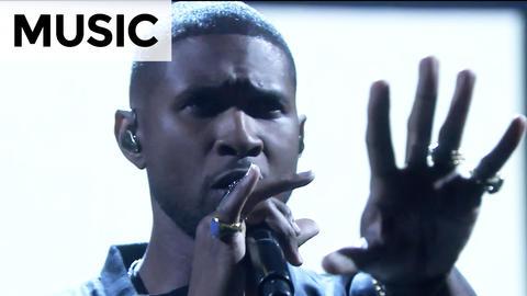 Usher: Crash