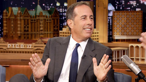 Jerry Seinfeld Goes Head-to-Head Against Jimmy for an Emmy