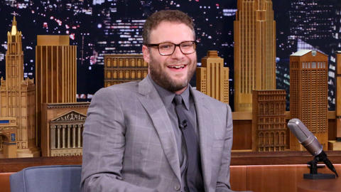 Seth Rogen Had to Follow Jerry Seinfeld at a Comedy Festival Audition