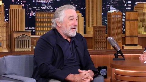 Robert De Niro Has a Pretty Big Boat