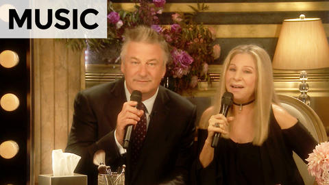 Barbra Streisand and Alec Baldwin: The Best Thing That Ever Has Happened