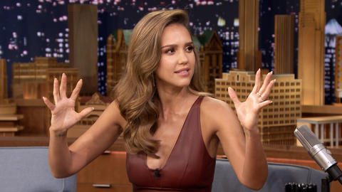 Jessica Alba Hardly Understood Jason Statham on the Mechanic: Resurrection Set