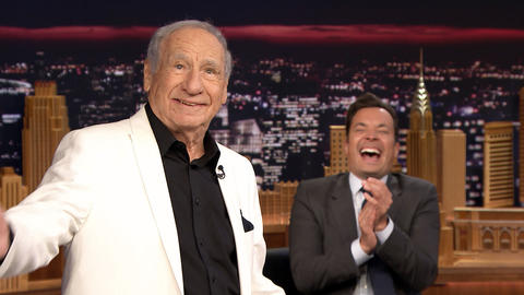 Mel Brooks Peed Out of a Brooklyn Window