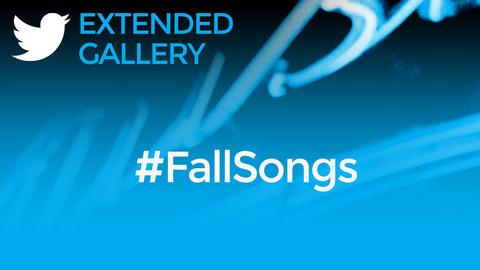 Hashtag Gallery: #FallSongs