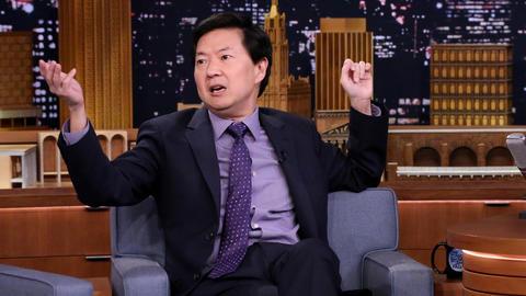 Ken Jeong Has a Diabetic Comedy Bit in Jeff Foxworthy's Style