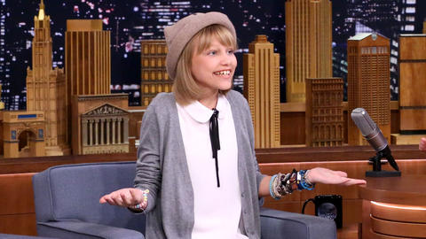 Grace VanderWaal Doesn't Understand Record Deal Critics