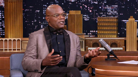Samuel L. Jackson Played a Round of Golf with Arnold Palmer