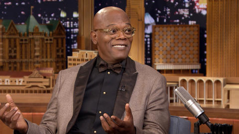 Samuel L. Jackson on Working with Tim Burton for Miss Peregrine's