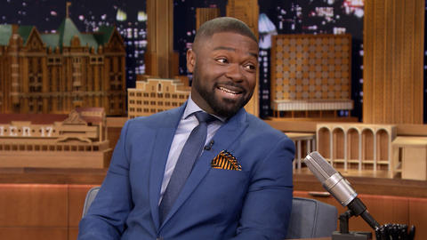 David Oyelowo Is Having Trouble Pronouncing Gif