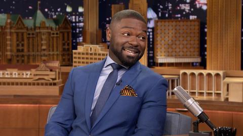David Oyelowo Is Having Trouble Pronouncing Gif