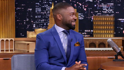 David Oyelowo's Kids Beat His Epic Basketball Shot