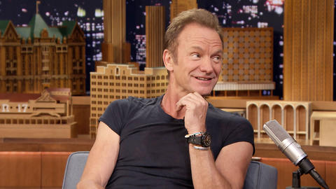 Sting's Smallest Gig Was for Three People