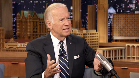Vice President Joe Biden Is Surprised by Donald Trump's Success