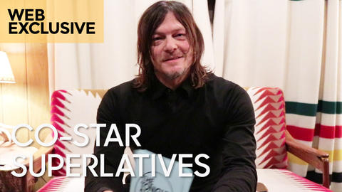 "Co-Star Superlatives: Norman Reedus ""The Walking Dead"""