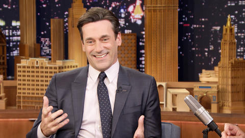 Jon Hamm Teams Up with Zach Galifianakis for Keeping Up with the Joneses