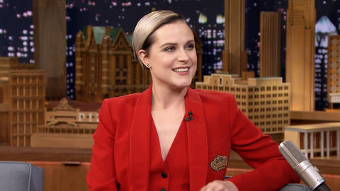 Evan Rachel Wood Trades Björk DJ Parties for Reenacting Disney Movies for Her Son