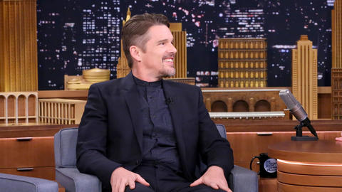 Ethan Hawke's Clint Eastwood Movie Is In a Valley of Violence