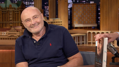 Phil Collins Is Not Dead Yet