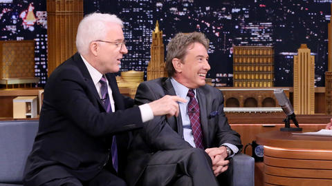 Martin Short and Steve Martin Share Their Scrapped Show Titles