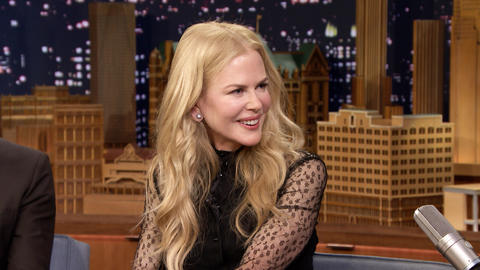 Nicole Kidman on Her Emotional Movie Lion