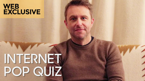Internet Pop Quiz with Chris Hardwick