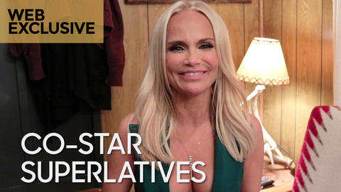 "Co-Star Superlatives: Kristin Chenoweth ""Hairspray Live!"""