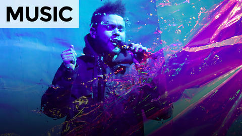 The Weeknd: I Feel It Coming/Starboy Medley