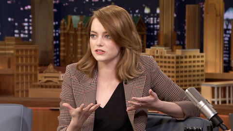 Emma Stone Related to Playing a Struggling Actress in La La Land