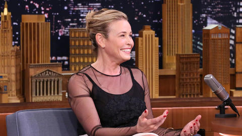 Chelsea Handler Will Travel Anywhere if It's Being Filmed