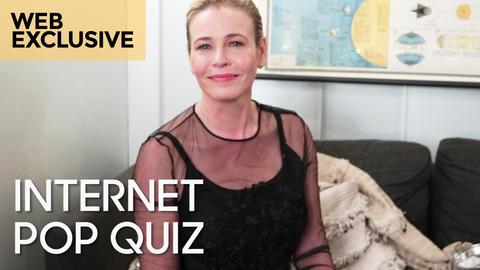 Internet Pop Quiz with Chelsea Handler