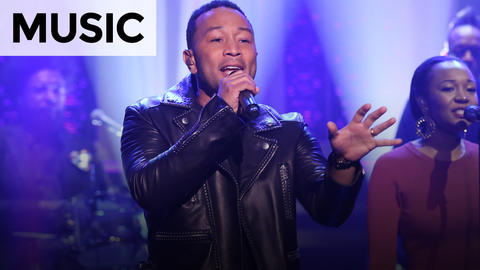 John Legend: Penthouse Floor