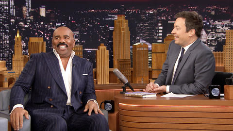Steve Harvey Makes Sick People Want to Stay in the Hospital