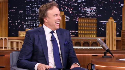 Kevin Nealon Is Rocking Black Nail Polish Now