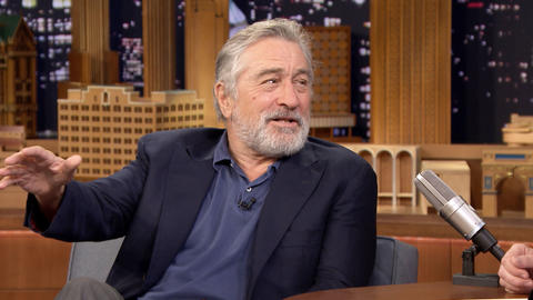 Robert De Niro Got Emotional Receiving Presidential Medal of Freedom