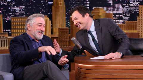 Robert De Niro Worked with Real Stand-Ups to Prep for The Comedian
