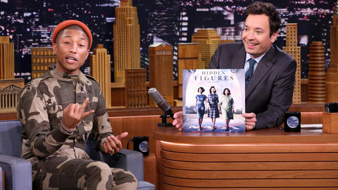 Pharrell Williams Produced, Composed the Soundtrack and Made Coffee Runs for Hidden Figures