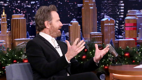 Bryan Cranston Buys and Leaves Copies of His Book at Random Airports