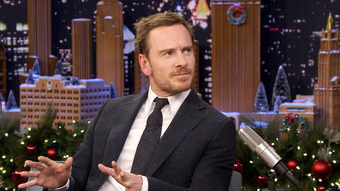 Michael Fassbender Turned the Assassin's Creed Set into a Paintball War Zone