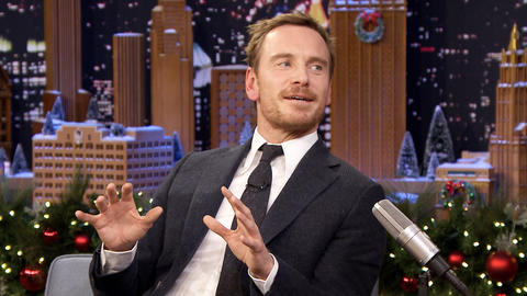 Michael Fassbender Dreamed of Being in a Heavy Metal Band
