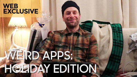 Weird Apps: Holiday Edition with Jon Glaser